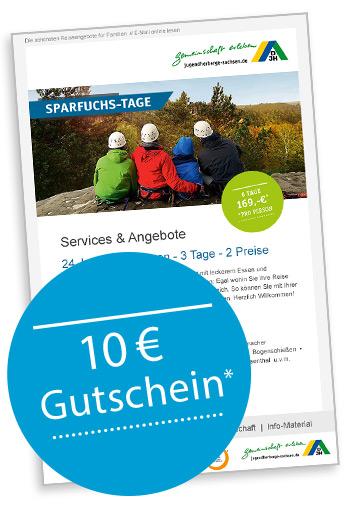 Newsletter Jugendherberge Sachsen